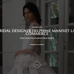 Delphine Manivet launches e-shop