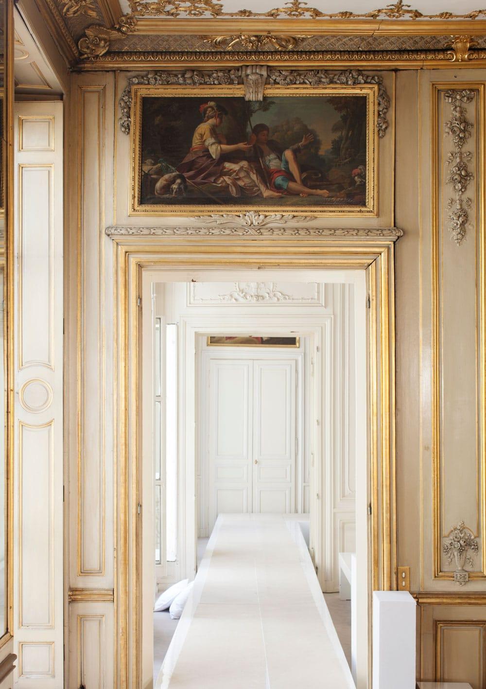 Défilé collection Mariée 2013, Paris.